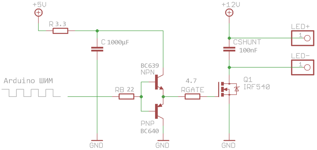 Power factor of ti corrected the chip to integrate two jobs in 180 degrees of in opposition pulse width modulators